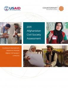 Afghan Civil Society Assessment-Cover