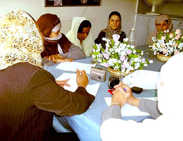 Training Women Interviewers