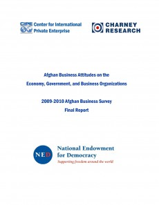 Afghan Business Attitudes-Cover